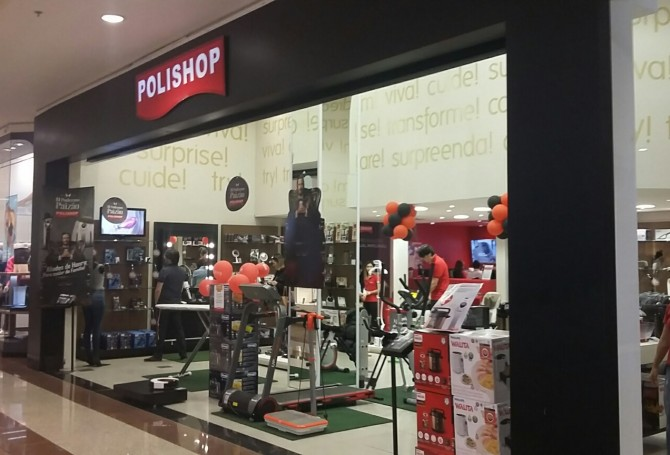 ee0daca41e639 Polishop   RibeirãoShopping